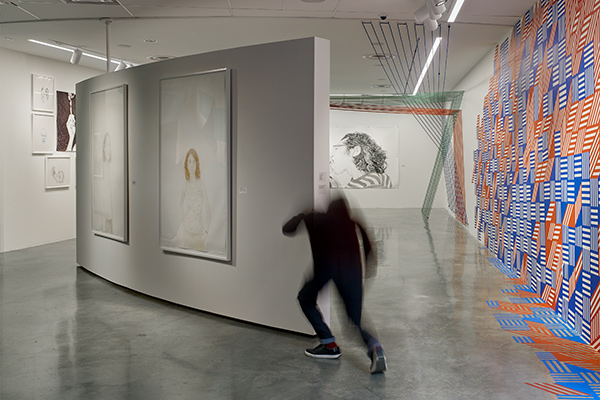 Alan Karchmer / Katzen Art Center, Alper Initiative for Washington Art